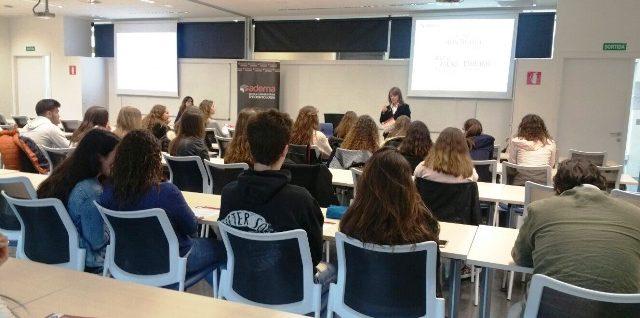 Primeras Jornadas de Puertas Abiertas en la UIB de la Escuela Universitaria Adema