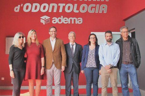 La Escuela Universitaria de Odontología ADEMA inaugura oficialmente sus instalaciones