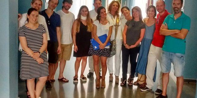 L'Escola Universitària d'Odontologia ADEMA organiza una visita a los Servicios Científico-Técnicos de la UIB