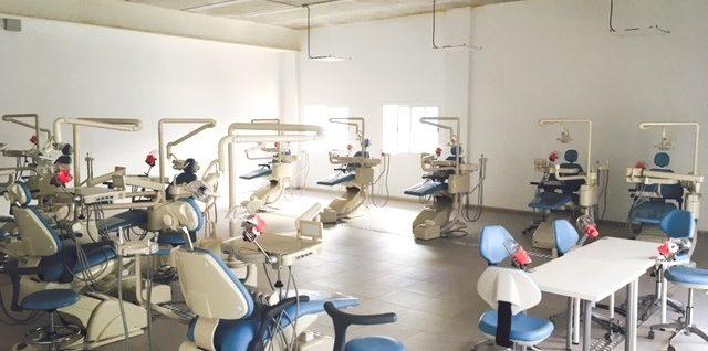 Casi 300 alumnos han presentado la solicitud para cursar el nuevo Grado de Odontología