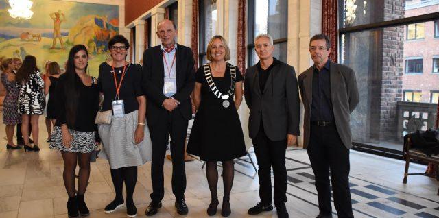La Escuela Universitaria de Odontología ADEMA cierra en Oslo con universidades extranjeras la I Semana Internacional de Odontología en Palma