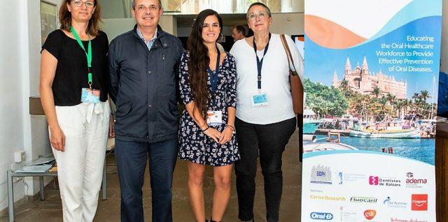 La Escuela Universitaria de Odontología ADEMA, premiada por la Sociedad Española de Epidemiología y Salud Pública Oral (SESPO)