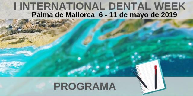 Seis universidades referentes en Europa participarán en la I Semana Internacional Universitaria de Odontología ADEMA