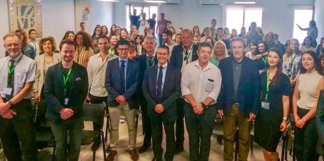 Expertos europeos apuestan por la cooperación docente e investigadora en la I Semana Internacional de Odontología Adema en Mallorca