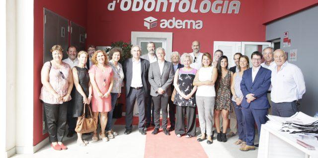 """La Escuela Universitaria de Odontología ADEMA convierte Son Rossinyol en el """"Campus de la Salud»"""