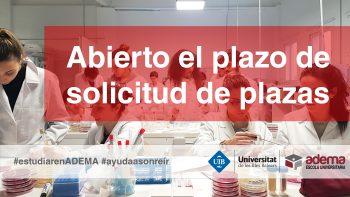 Enlace permanente a:Reserva de plaza Grados Universitarios y Ciclos Formativos de FP de 2021